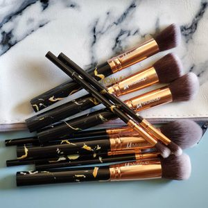 10pcs marble makeup brush set for Sale in Los Angeles, CA