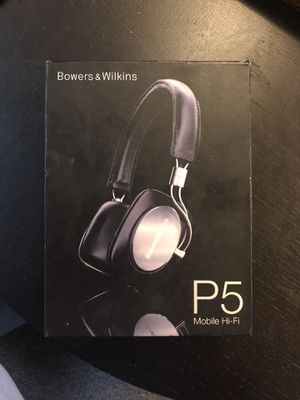 Bowers & Wilkins P5 Headphones (wired) for Sale in Pittsburgh, PA