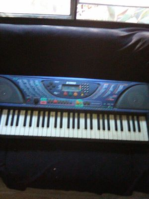 Musical keyboard made by Yamaha it is a PSR 248 keyboard for Sale in Wildomar, CA