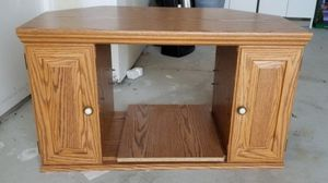 TV stand cabinet for Sale in Sterling Heights, MI