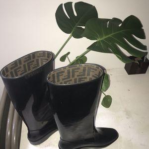 Fendi Rain Boots for Sale in Brooklyn, NY