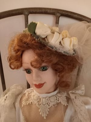 Vintage Bridal doll for Sale in Avon Lake, OH