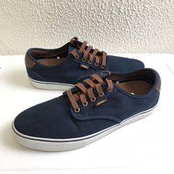 Vans Blue Mens Size 11 for Sale in Clarksburg,  WV