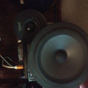 Polk Speakers Mw7000,,,Sl5000 for Sale in Lynwood, CA