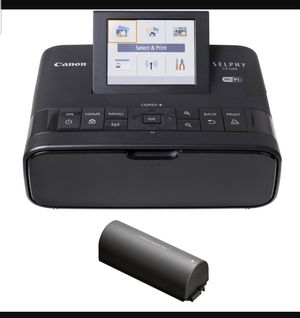 Canon Selphy CP1300 Battery Bundle **Brand New** for Sale in Roswell, GA