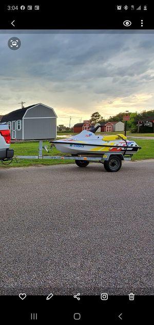 2 single jet ski trailers for Sale in Houston, TX