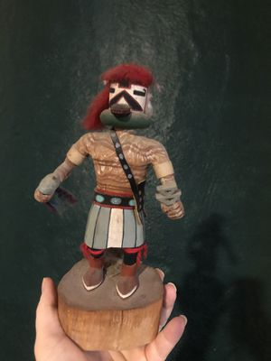 Native American statue decor collectible boho for Sale in Phoenix, AZ