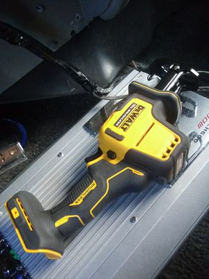 New 20v DeWalt atomic series compact reciporcating saw for Sale in San Leandro, CA