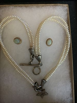 Vintage Tiffany Pearl Necklace for Sale in Portland, OR