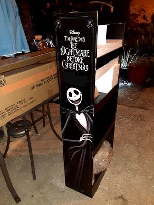 DISNEY NIGHTMARE BEFORE CHRISTMAS Display Shelf for Sale in Tampa, FL