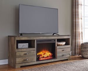 Ashley Furniture Fireplace TV Stand for Sale in Garden Grove, CA