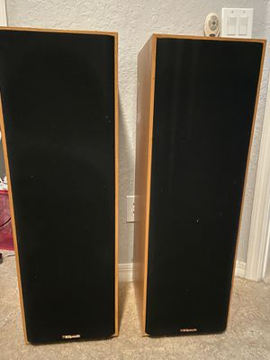 Klipsch tower speakers for Sale in Tampa, FL