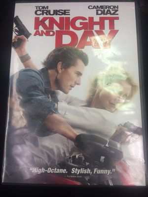 Knight and Day DVD for Sale in Harrisburg, NC