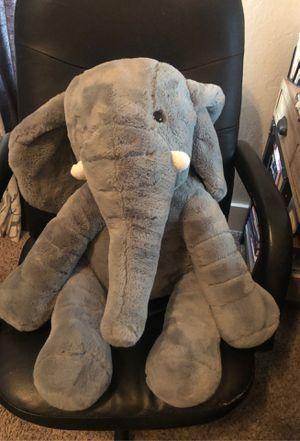 Stuffed Elephant for kids for Sale in Elk Grove, CA