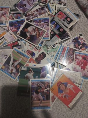 Variety of baseball cards 72 of them $10 or best offer for Sale in Yardley, PA