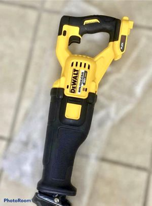 FLEXVOLT 60-Volt MAX Lithium-Ion Cordless Brushless Reciprocating Saw (Tool-Only) for Sale in Azusa, CA