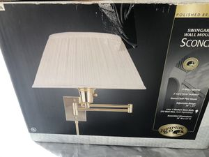 New wall lamp for Sale in Aurora, CO