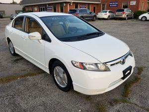 2007 Honda civic Hybrid 116k miles!!! for Sale in Arlington Heights, IL