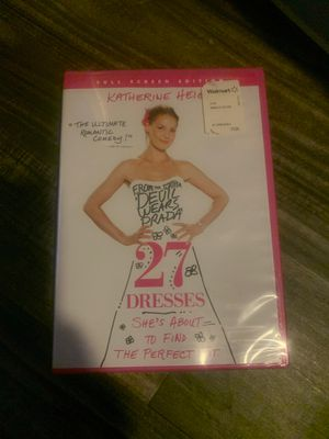 27 dresses dvd for Sale in Austin, TX