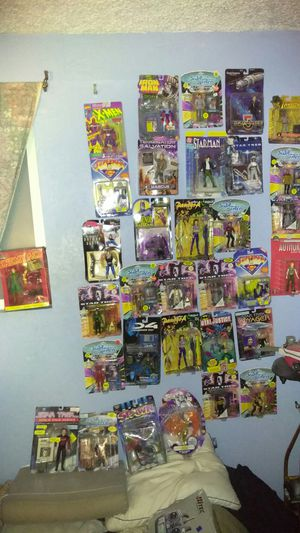 Collectibles comics 80s- 90s toys for Sale in San Jose, CA
