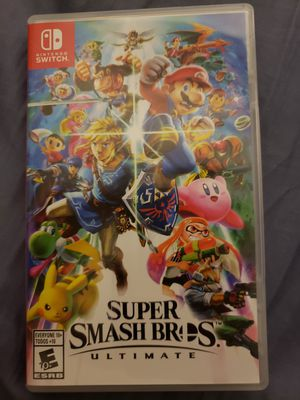 Smash Bros and Mario Party for Sale in Middlebury, CT