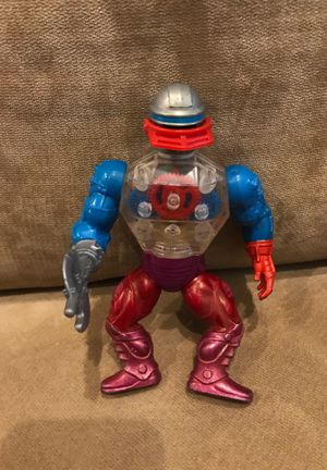 Roboto robot MOTU He Man vintage collectible toy for Sale in Broadview Heights, OH