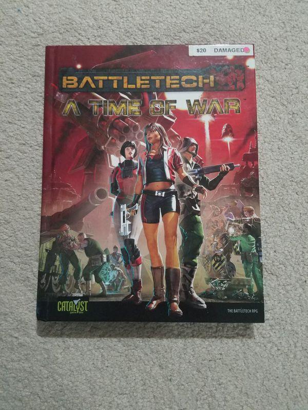 Battletech: A Time of War