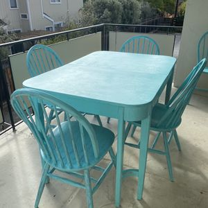 $99 OBO Beautiful Kitchen/patio/balcony Set. Need To Be Gone ASAP for Sale in Los Altos, CA