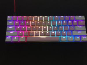 Anne Pro 2 60% Keyboard for Sale in Chico, CA