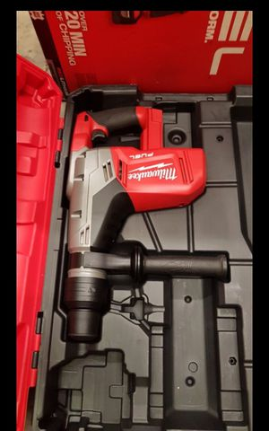 MILWUAKEE M18 FUEL BRUSHLESS 1-9/16 SDS PLUS ROTARY HAMMER TOOL ONLY for Sale in San Bernardino, CA