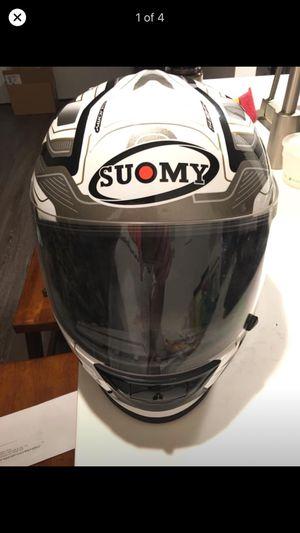 Suomy motorcycle helmet size XS for Sale in Arlington, VA
