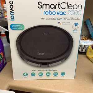 Smart Clean Robo Vacuum 2000 for Sale in Arvada, CO