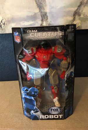 Team Cleatus V2.0 Official Fox Sports Robot Action Figure for Sale in Riverview, FL