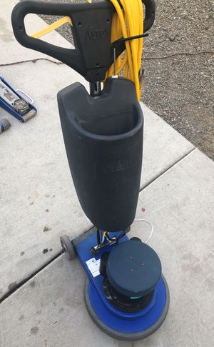 Side by side carpet and floor scrubber for Sale in Tacoma, WA