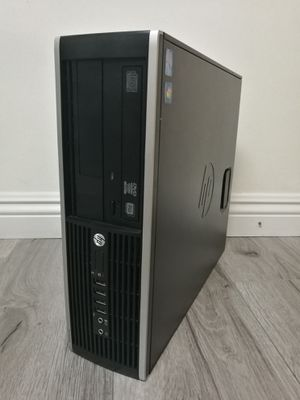 FLASH SALE! - HP PENTIUM DESKTOP COMPUTER PC WITH SSD for Sale in Burbank, CA