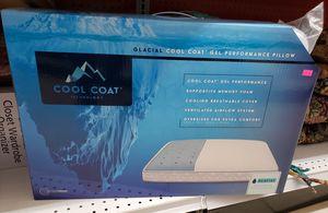 NEW Glacial Cool Coat Gel Memory Foam Pillow: njft hsewres for Sale in Burlington, NJ