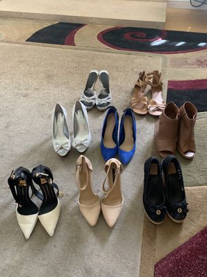 Women's Size 8 Shoes - 12 brand name pairs for Sale in Burbank, CA