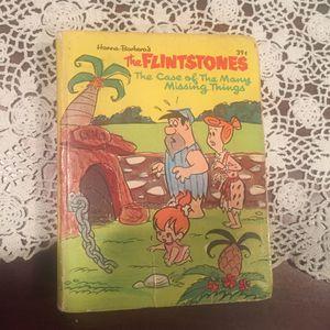 Vintage Flintstones Big Little Book for Sale in Tacoma, WA