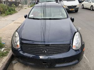 2004 Infiniti G35 Coupe Parts for Sale in Queens, NY