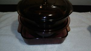 CRANBERRY/ PYREX for Sale in Gresham, OR