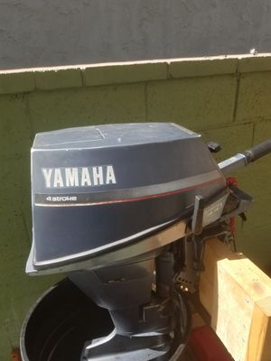 9.9 4stroke Yamaha outboard for Sale in Los Angeles, CA