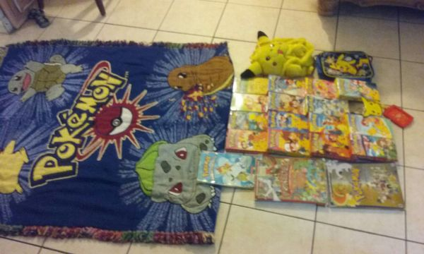 Pokemon for collections