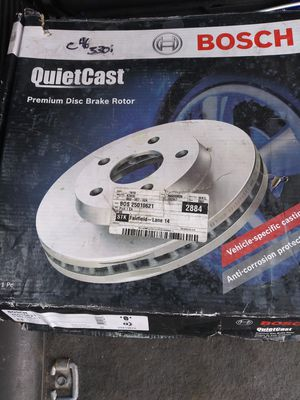 Bosch QuietCast Brake Rotors for Sale in Citrus Heights, CA