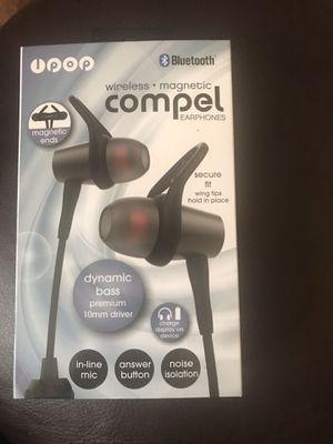 IPOP BLUETOOTH IN EAR HEADPHONES $20 BRAND NEW for Sale in Hialeah, FL