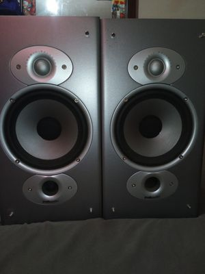 Polk audio speakers good for studio or surround system for Sale in Orlando, FL