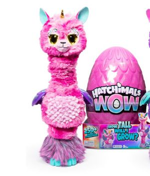 WOW Hatchimals Pink Lalacorn NIB for Sale in Queens, NY