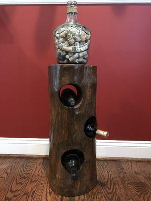 Rustic Wine Rack - Wine Not Included for Sale in Alexandria, VA
