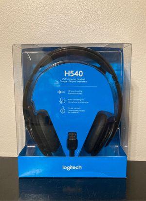 Logitech usb headset for Sale in Williamston, SC
