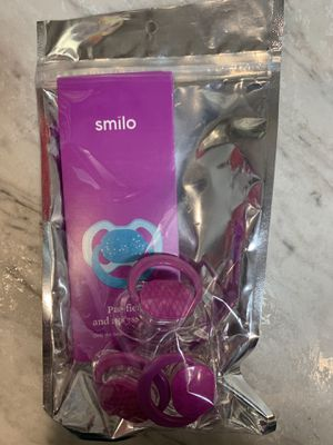 Smilo Size 2 Pacifiers for Sale in San Angelo, TX