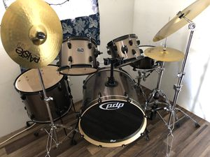 Complete drum set for Sale in San Leandro, CA